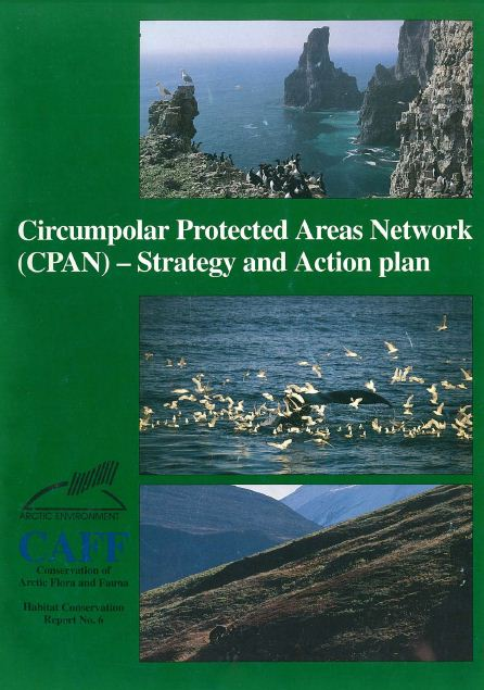 Protected Areas Strategy, click to download