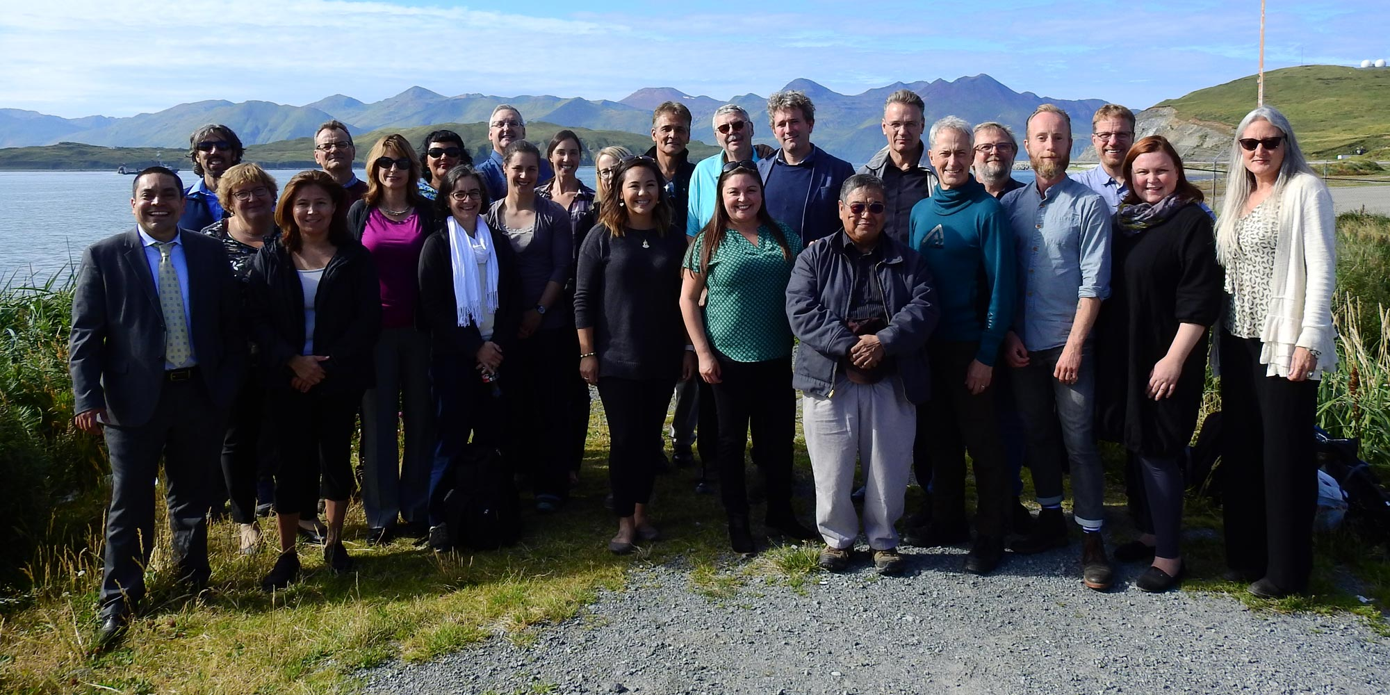 CAFF Board meeting in Unalaska, Alaska, September 2018.