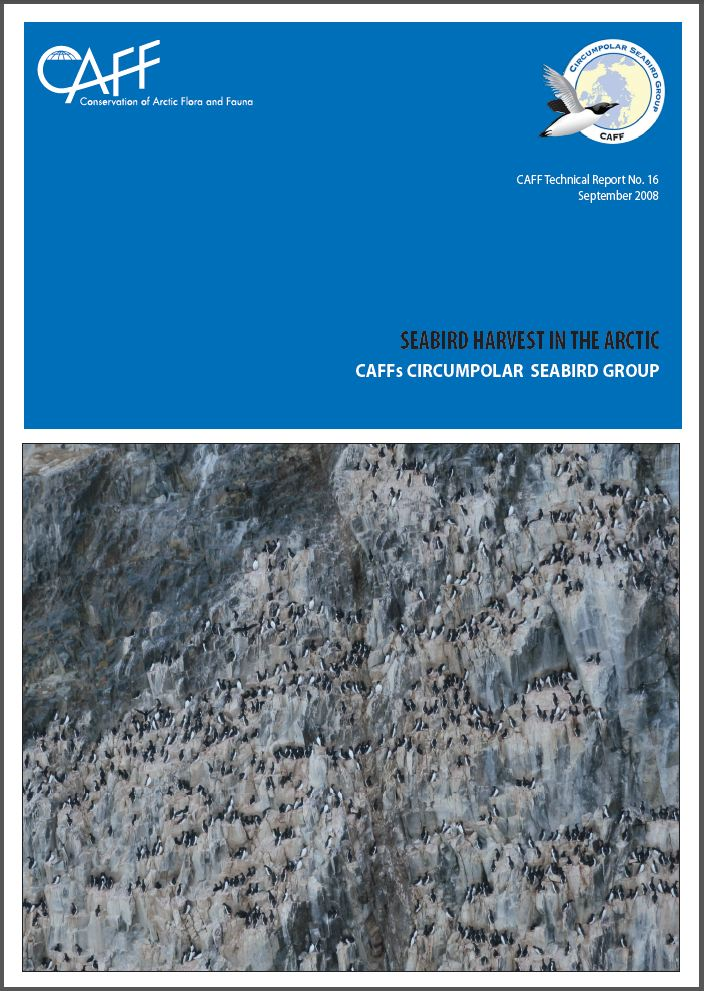 Seabird Harvest in Arctic. Click to download