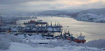Industry monitoring efforts in the Arctic. Photo: Andy38/shutterstock
