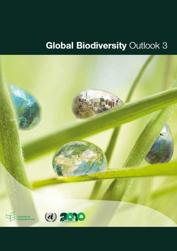 3rd Global Biodiversity Outlook, click to download