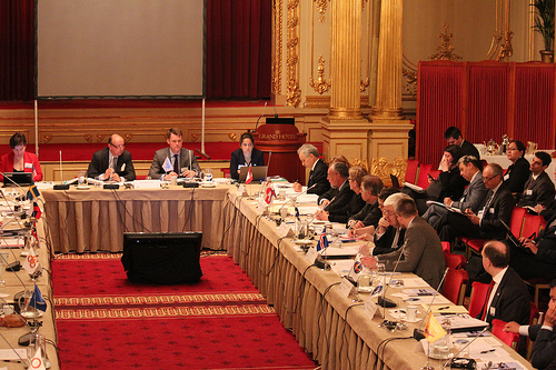 Deputy Ministers Meeting, Stockholm, May 2012. Photo: Arctic Council