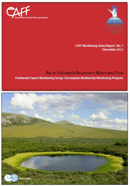 The Arctic Freshwater Biodiversity Monitoring Plan- click to download