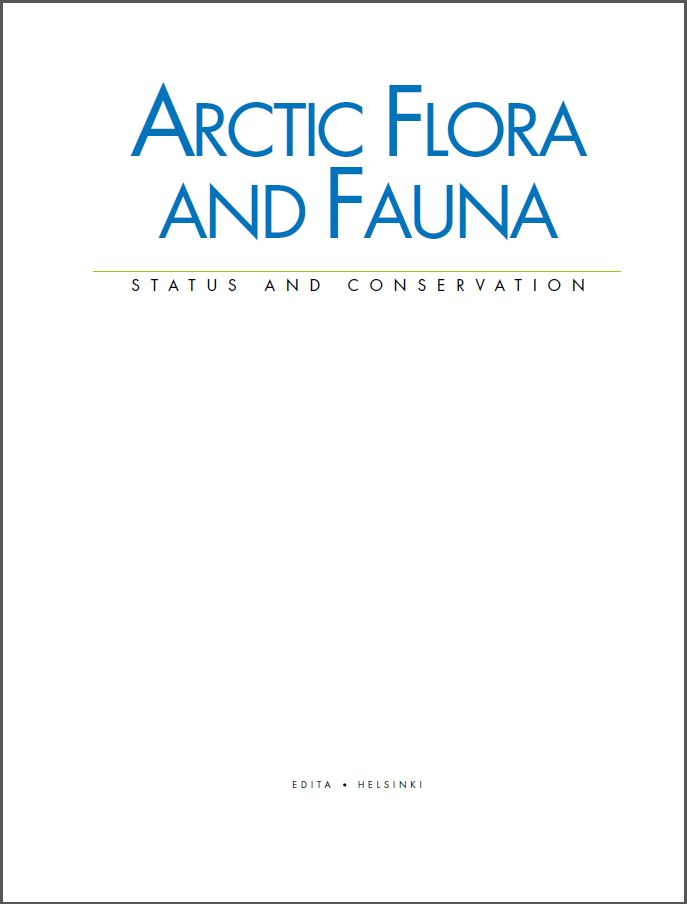 Arctic Flora and Fauna Status and Conservation, click to download